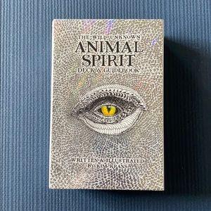 NEW Animal Spirit Deck and Guidebook